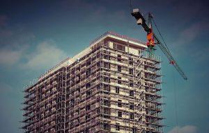 Under Contruction Building